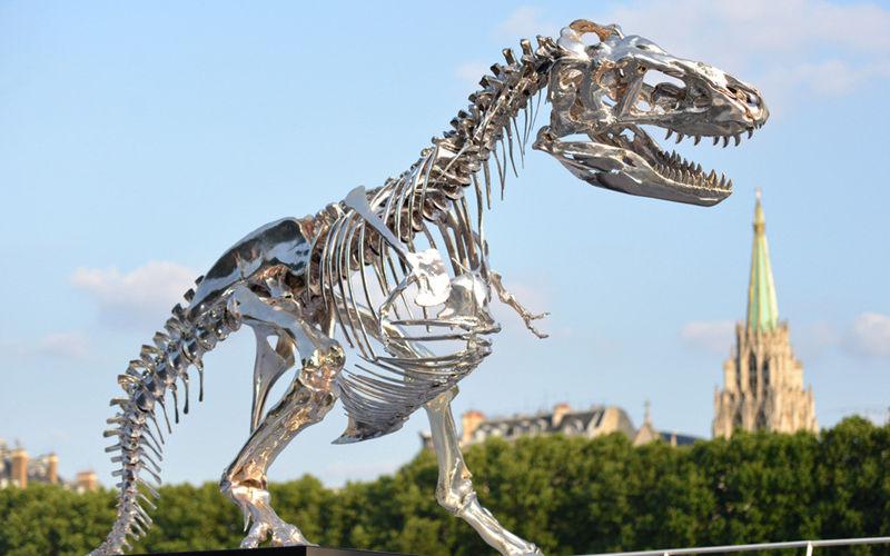 龙翔盛:雕塑骨架在雕塑造型中的重要性