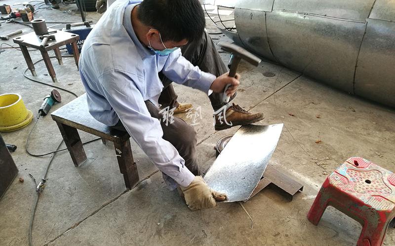 金属手工锻造