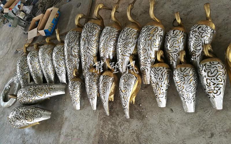 金属锻造工艺成品