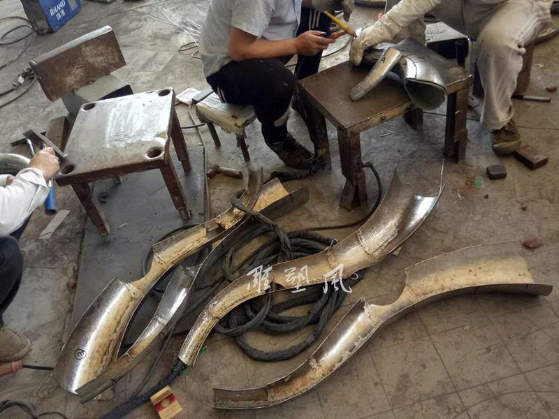 不锈钢树枝焊接