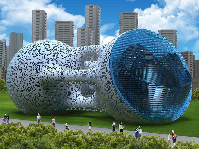 公共艺术雕塑设计