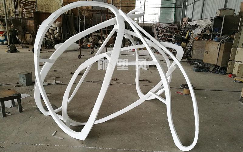 大型广场雕塑泡沫模型