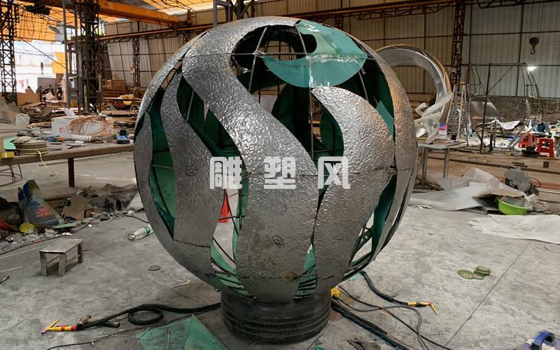 不锈钢圆球锻造成型